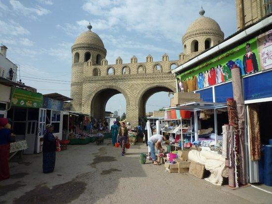 メアリー, トルクメニスタン, ランドマーク