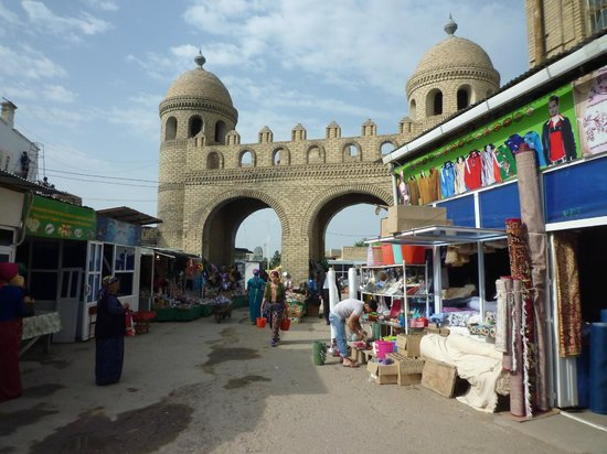 Mary, Turkmenistan: ランドマーク