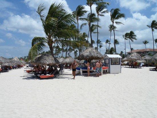 Now Larimar Punta Cana: Partout où on va, un bar en vue - impressionant !