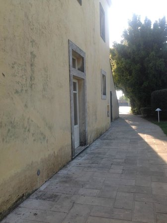 Hotel Caiammari: all of the buildings are like this in all respects