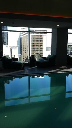 The Ritz-Carlton, Charlotte: Pool on 18th