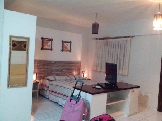Serantes Apart Hotel: quarto