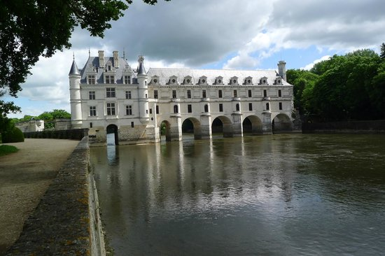 Le Logis Bed and Breakfast : Chateau Chenonceau (an easy drive away)