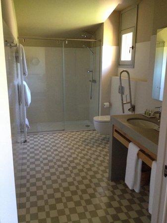 Mas Dàlia: Jr Suite - bathroom