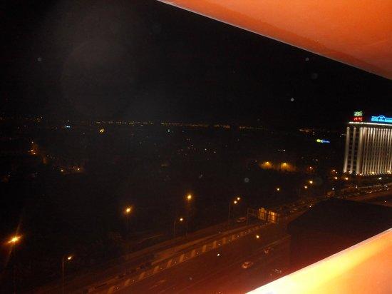 Hotel Puerta América: Sky night