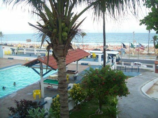 Hotel Alah Mar: Piscina e lazer
