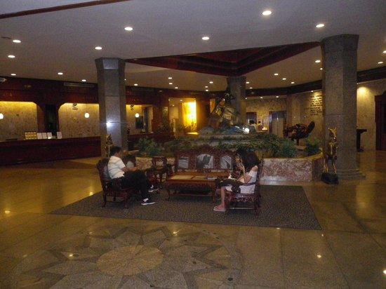 Star Convention Hotel : Lobby.