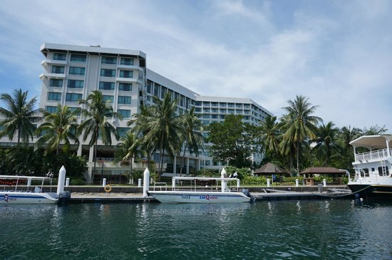 Sutera Harbour Resort (The Pacific Sutera & The Magellan Sutera): Sutera Harbour