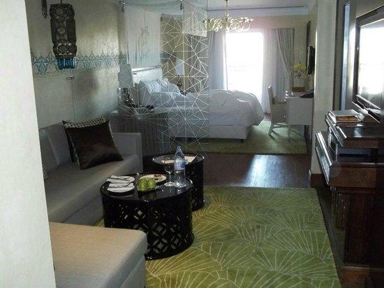 Sofitel Legend Old Cataract Aswan: the room