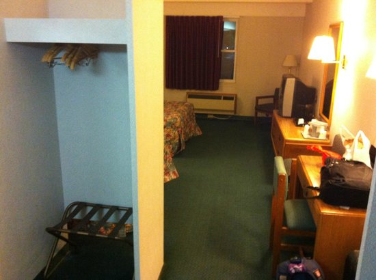 Super 8 Richmond: Double Bed Room