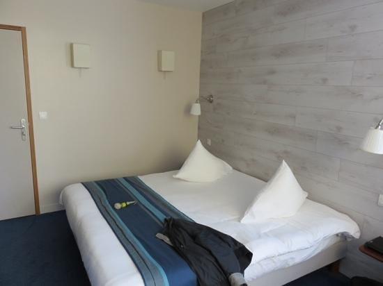 Hotel des Rochers : Chambre classique