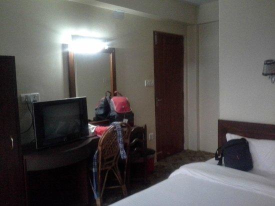 Hotel Family Home: ภายในห้องพัก กว้างขวาง สะอาด