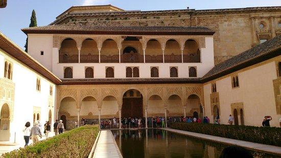 Granada a Pie: Alhambra