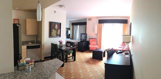 Residence Inn San Jose Escazu: Room interior 2