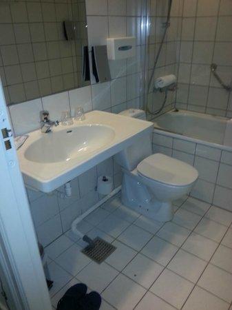 Hotel Skt. Annæ : bath