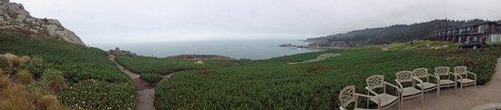 Timber Cove Resort: Ocean View