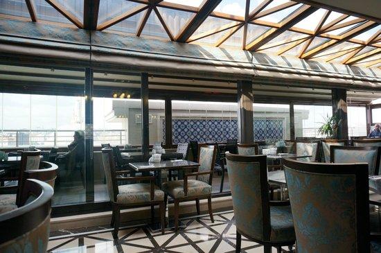 Grand Durmaz Hotel: Speißeraum