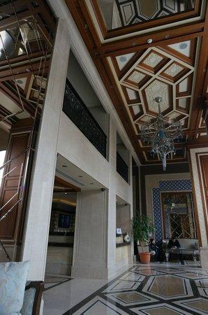 Grand Durmaz Hotel: Eingangsbereich