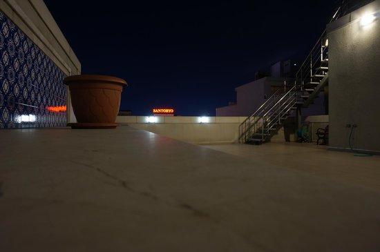 Grand Durmaz Hotel : Dachterrasse
