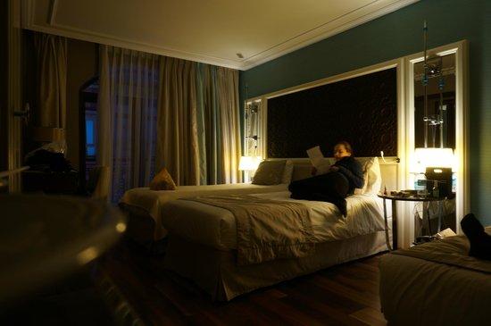 Grand Durmaz Hotel : 3 Personen Zimmer