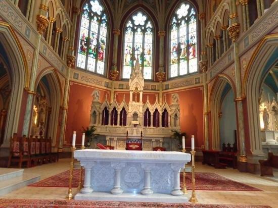Catedral de San Juan Bautista: St. John The Baptist Cathedral Savannah, Ga