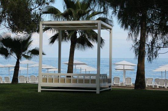 Club Med Palmiye: Piscine zen