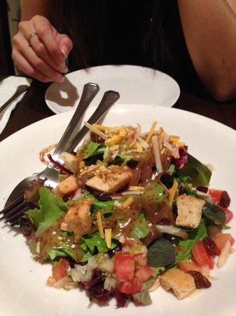 Bistro One Zero Three: House salad