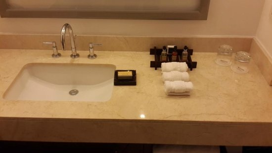 Bogota Marriott Hotel: Baño Habitación