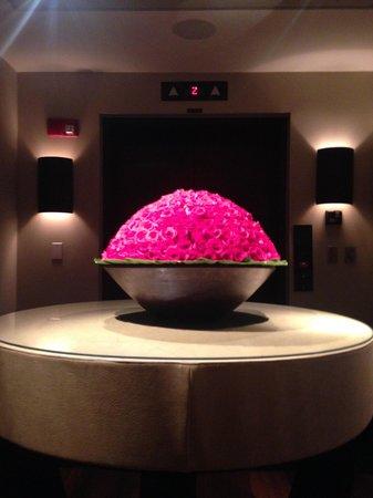 The Setai: Lobby.