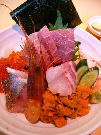 Sushitairyoki: スペシャル丼