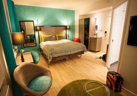 Andersen Boutique Hotel: Room no 37