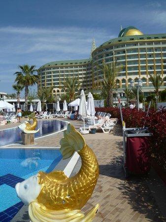 Delphin Imperial Hotel Lara: exterior hotel view