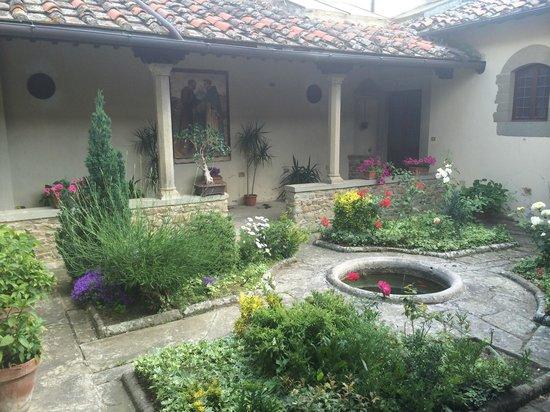 Franciscan Missionary Museum - Convento di San Francesco: Convento S.Francesco Fiesole