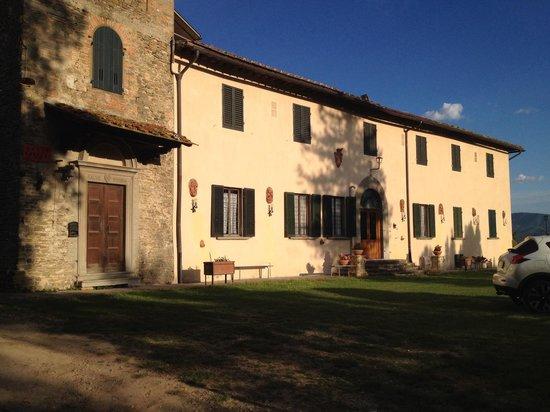 Villa Savelli: Esterno