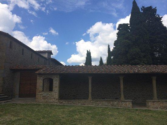 Convento di San Francesco: Convento S.Francesco Fiesole