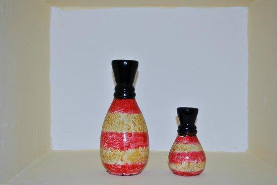 Xique Xique Cama e Cafe: Vasos Romanos