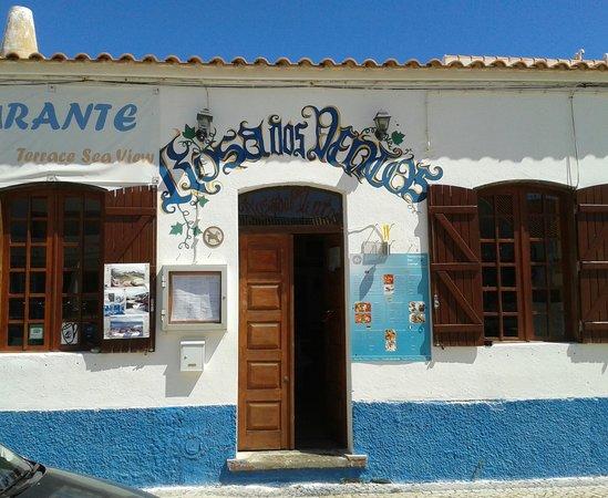 Rosa dos Ventos ComVida : The entrance