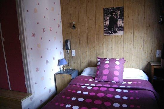 Hotel de Savoie : Habitación