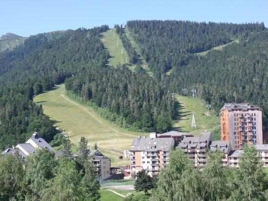 VVF Villages Vendes : les montagnes