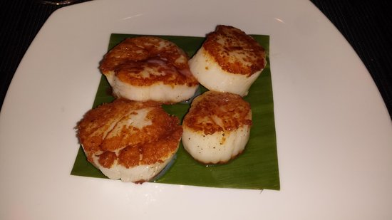 Oceana Restaurant: Wonderful Scallops