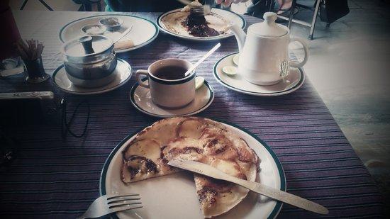 Planet Bhaktapur Hotel : la nostra prima colazione al Planet Bhaktapur