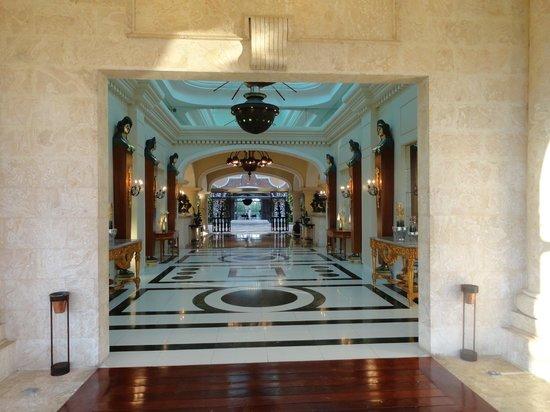 Iberostar Grand Hotel Bavaro: hall de entrada
