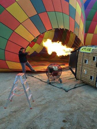 Hot Air Ballooning Cappadocia : Ballooning in Cappadocia
