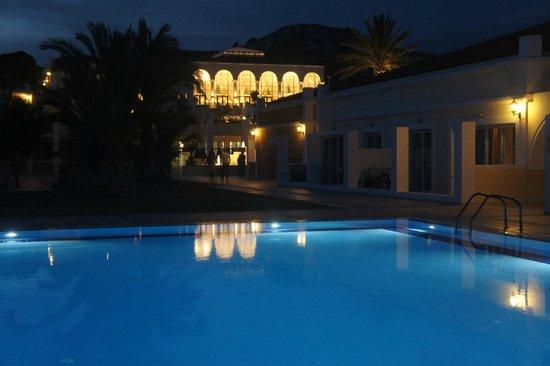 Atlantica Porto Bello Royal: The hotel and pool.