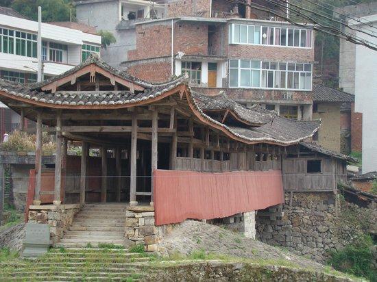 Taishun County, Κίνα: Nanyang Langqiao