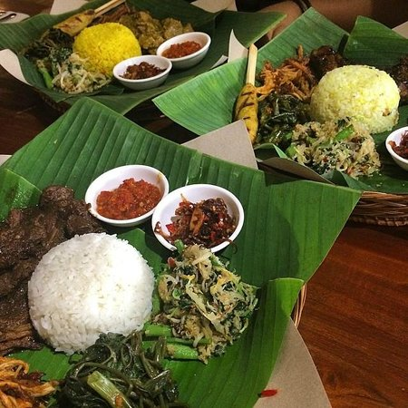 The Uma Bali: Main Course