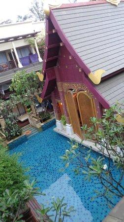 Burasari Resort: Recepção