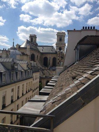 Hotel Esprit Saint Germain: View from 502