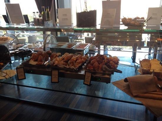 Hilton Florence Metropole : colazione