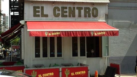 El Centro : Located on 9th Street
